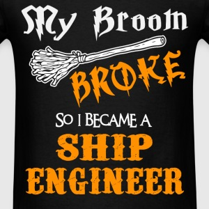 Ship Engineer - Men's T-Shirt