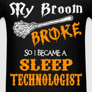 Sleep Technologist - Men's T-Shirt