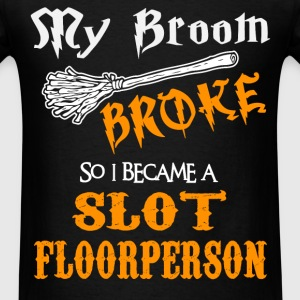 Slot Floorperson - Men's T-Shirt