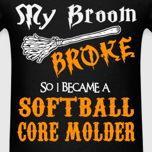 Softball Core Molder - Men's T-Shirt