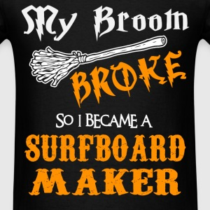 Surfboard Maker - Men's T-Shirt