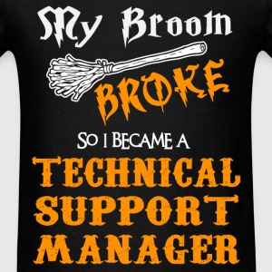 Technical Support Manager - Men's T-Shirt