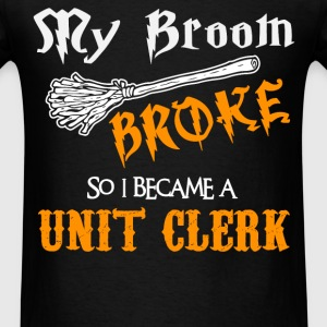 Unit Clerk - Men's T-Shirt