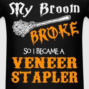 Veneer Stapler - Men's T-Shirt