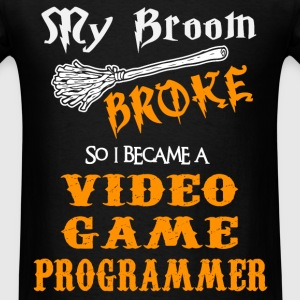 Video Game Programmer - Men's T-Shirt