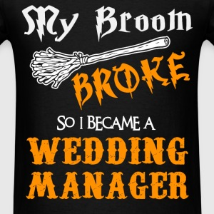 Wedding Manager - Men's T-Shirt