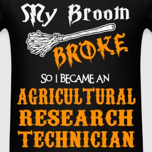 Agricultural Research Technician - Men's T-Shirt