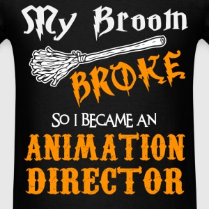 Animation Director - Men's T-Shirt