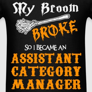 Assistant Category Manager - Men's T-Shirt