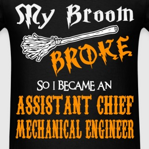 Assistant Chief Mechanical Engineer - Men's T-Shirt