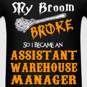 Assistant Warehouse Manager - Men's T-Shirt