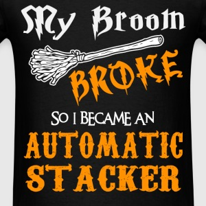 Automatic Stacker - Men's T-Shirt