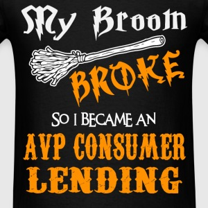 AVP Consumer Lending - Men's T-Shirt