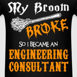 Engineering Consultant - Men's T-Shirt