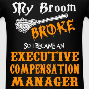 Executive Compensation Manager - Men's T-Shirt