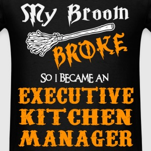 Executive Kitchen Manager - Men's T-Shirt