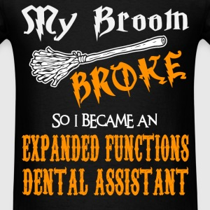 Expanded Functions Dental Assistant - Men's T-Shirt