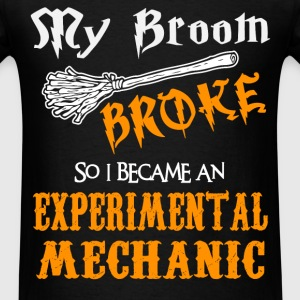 Experimental Mechanic - Men's T-Shirt