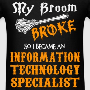 Information Technology Specialist T-Shirts - Men's T-Shirt