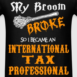 International Tax Professional T-Shirts - Men's T-Shirt