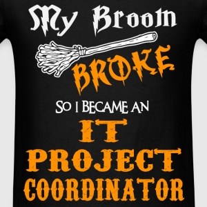 IT Project Coordinator T-Shirts - Men's T-Shirt