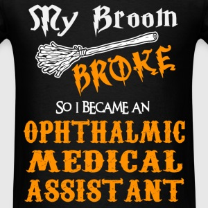 Ophthalmic Medical Assistant T-Shirts - Men's T-Shirt