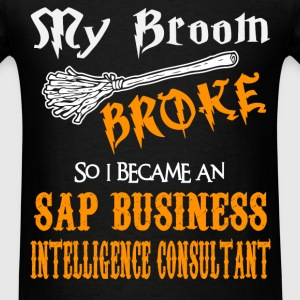 SAP Business Intelligence Consultant T-Shirts - Men's T-Shirt