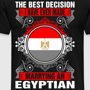 Marrying An Egyptian T-Shirts - Men's Premium T-Shirt