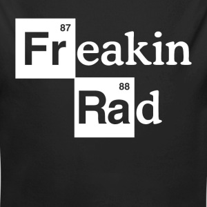 Freakin Rad Infant Long Sleeve Onesy - Long Sleeve Baby Bodysuit