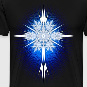 Winter Cross - Men's Premium T-Shirt