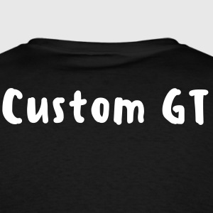 Custom GT - Men's T-Shirt
