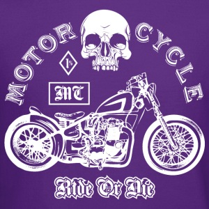 Ride or Die Motorcyclists Long Sleeve Shirts - Crewneck Sweatshirt