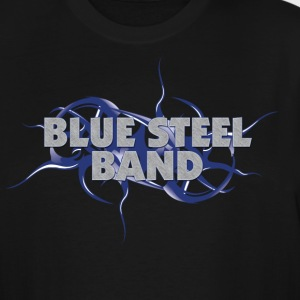 Back Yard Bash Blue Steel Band Men's Tall T-Shirt  - Men's Tall T-Shirt