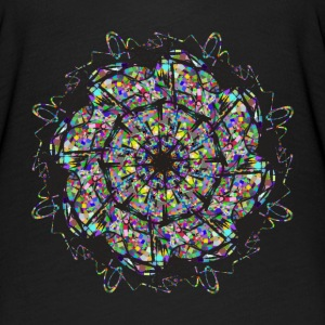 Mandala Ornaments T-Shirts - Women's Flowy T-Shirt