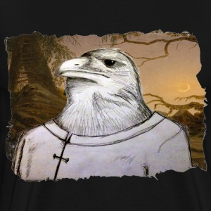 Man Hawk of Elthos - Men's Premium T-Shirt