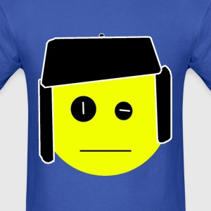 BLANK FACE T-Shirt - Men's T-Shirt