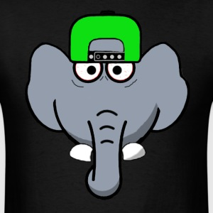 Elephant T-Shirt - Men's T-Shirt
