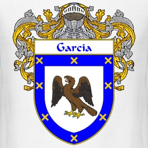 Garcia Coat of Arms/Family Crest - Men's T-Shirt