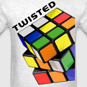 Twisted - Men's T-Shirt