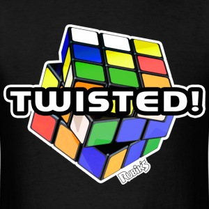 Twisted ! - Men's T-Shirt