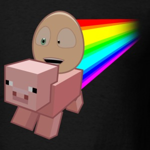 An Egg's Guide to Minecraft! - Men's T-Shirt