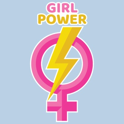 Girl Power - small design