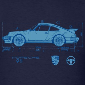 911 Enthusiast T - Men's T-Shirt