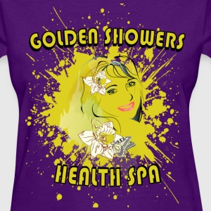 Golden Showers Health Spa - Women's T-Shirt