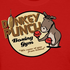 Donkey Punch Boxing Gym - Women's T-Shirt