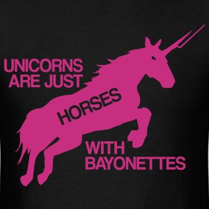 Thing About Unicorns... T-Shirts - Men's T-Shirt