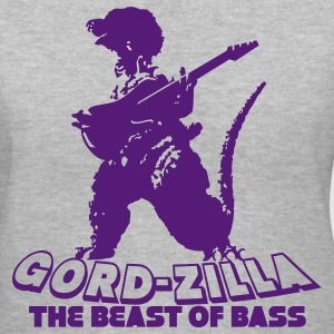 Gord-Zilla! - Women's V-Neck T-Shirt
