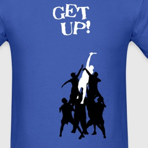 GET UP! - Men's T-Shirt