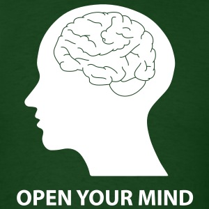 open your mind - Men's T-Shirt