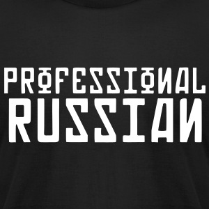 FPS Russia Professional Russian MP T-Shirts - Men's T-Shirt by American Apparel